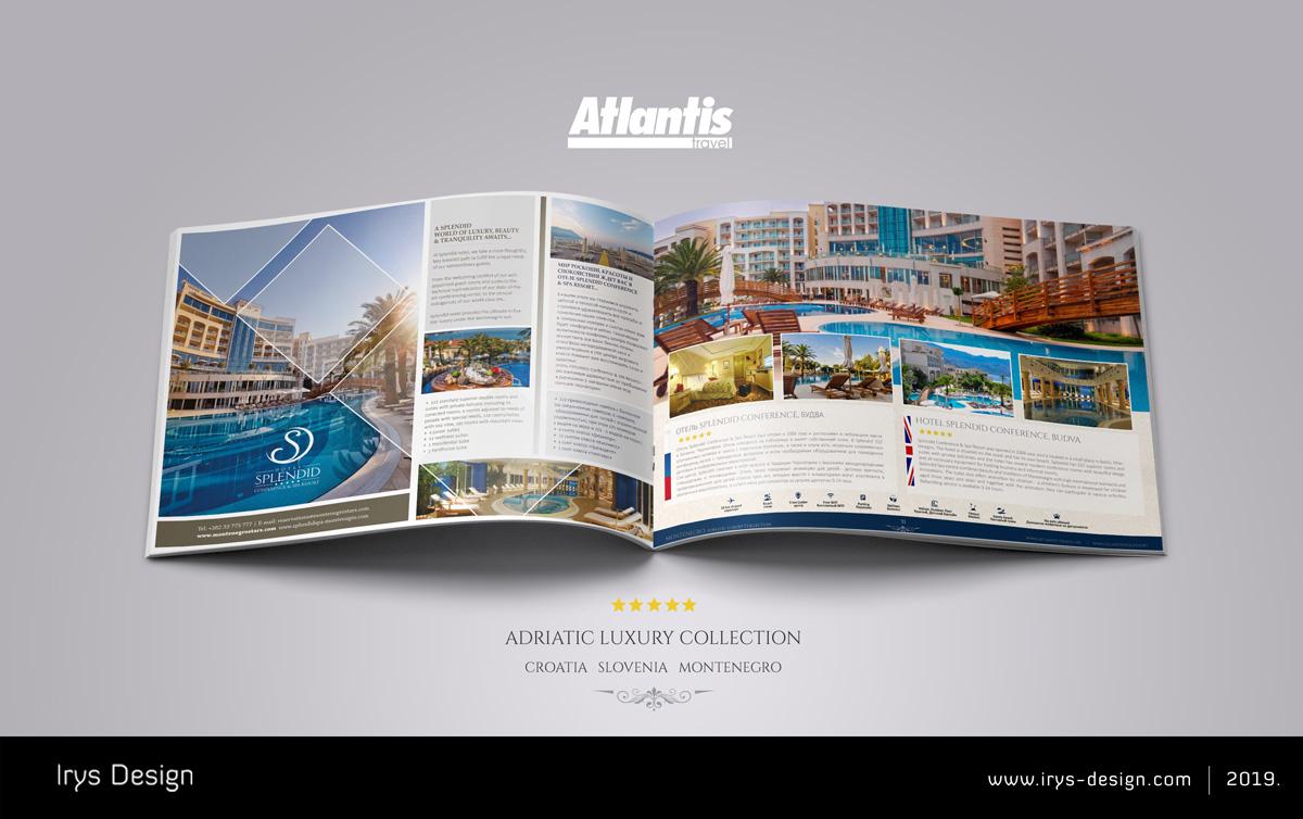 Dizajn brošure Brodbot Slavonski Brod