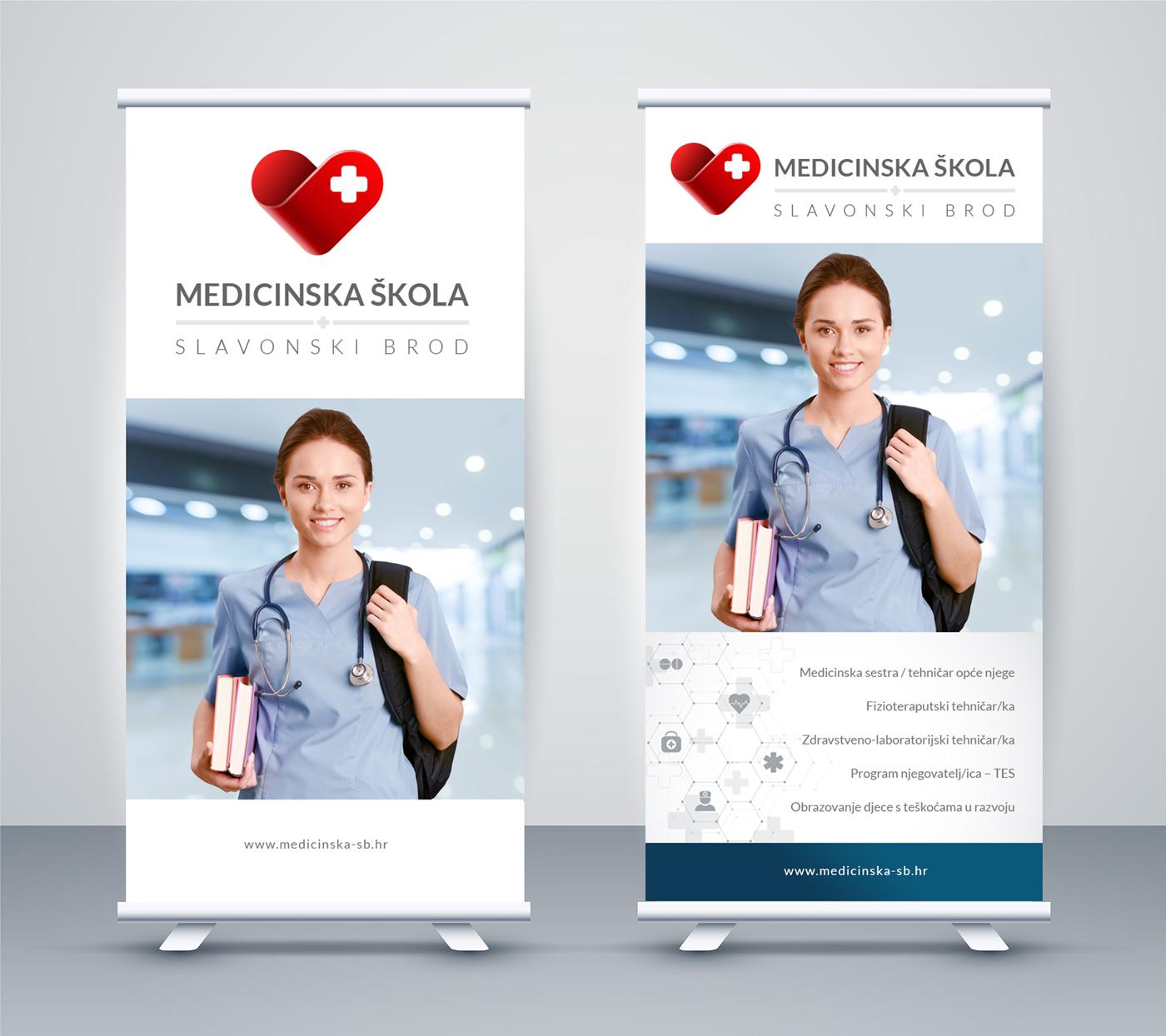 Dizajn Rollup Banner Slavonski Brod