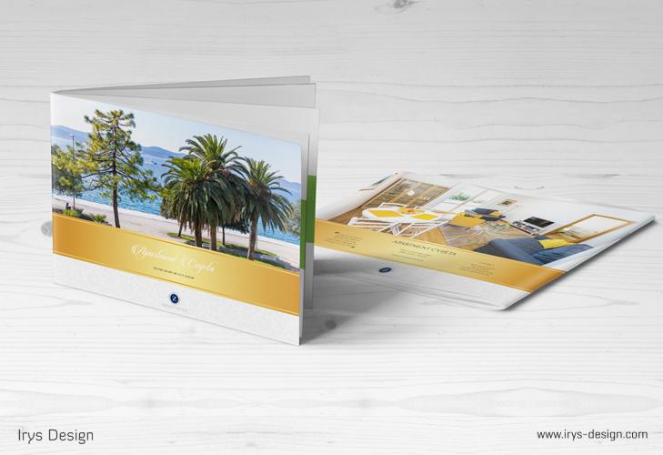 Dizajn brošure grafička priprema kataloga Slavonski Brod